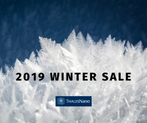 2019 Winter sale promotion image