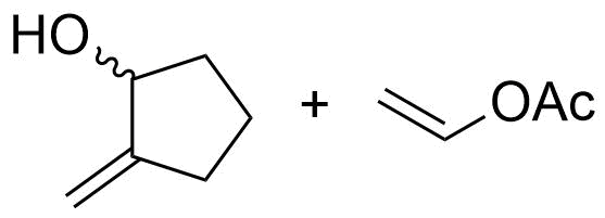 Kinetic resolution starting material